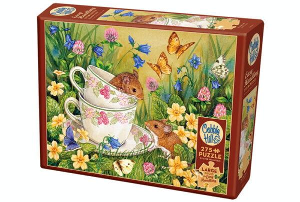 Tea for Two 275 XL Piece Puzzle - Cobble Hills