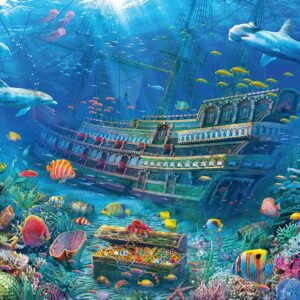 Underwater Discovery 200 Piece Puzzle - Ravensburger