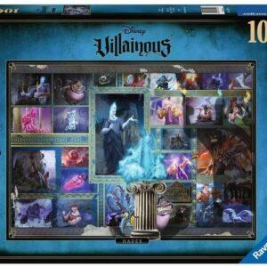 Villainous Hades 1000 Piece Puzzle - Ravensburger