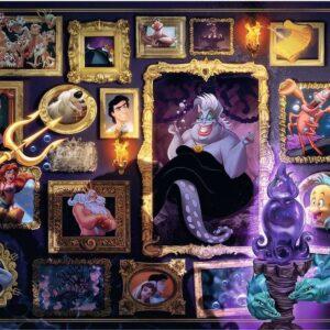 Villainous Ursula 1000 Piece Puzzle - Ravensburger