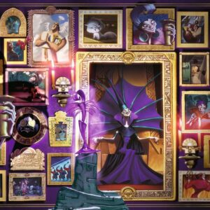 Villainous Yzma 1000 Piece Puzzle - Ravensburger
