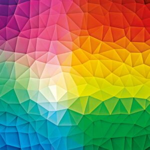 Colorboom Mosaic 1000 Piece Puzzle - Clementoni