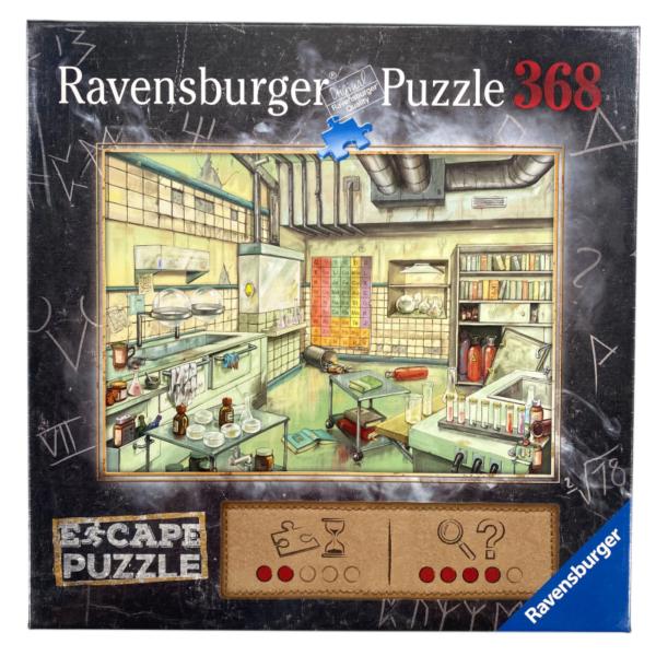 Escape Puzzle - the Laboratory 368 Piece - Ravensburger