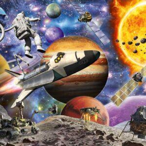 Explore Space 60 Piece Puzzle - Ravensburger