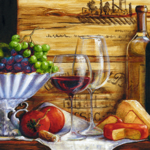 In The Vineyard 1500 Piece Puzzle - Trefl