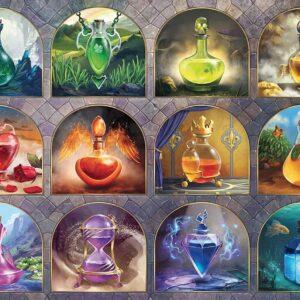Magical Potions 1000 Piece Puzzle - Ravensburger