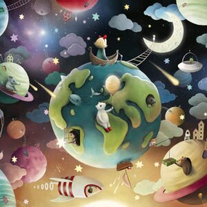 Planet Playground 100 Piece Puzzle - Ravensburger