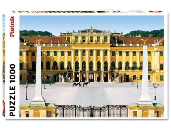Schonbrunn Palace, Vienna 1000 Piece Puzzle - Piatnik