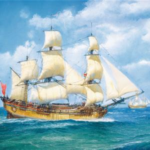 Sea Journey 500 Piece Puzzle - Trefl
