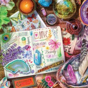 Treats N Treasures - Happy Vibes 1000 Piece Puzzle - Holdson