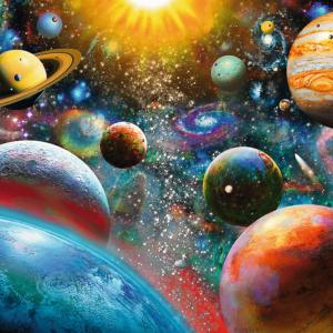 Universe 1000 Piece Puzzle - Trefl