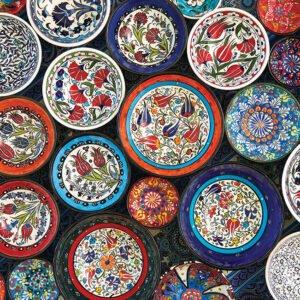 Bowls 1000 piece Puzzle - Cobble Hill