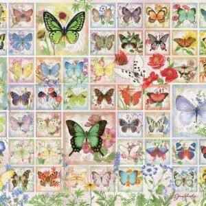 Butterflies & Blossoms 2000 Piece Puzzle