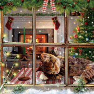 Cat Nap 275 XL Piece Puzzle