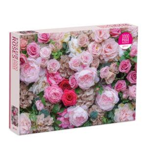 English Roses 1000 Piece Puzzle