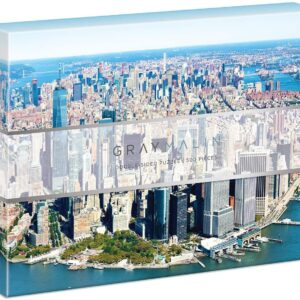 Gray Malin - New York City 500 Piece Double Sided Puzzle