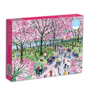 Michael Storrings - Cherry Blossoms 1000 Piece Puzzle