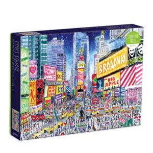 Michael Storrings - Times Square 1000 Piece Puzzle