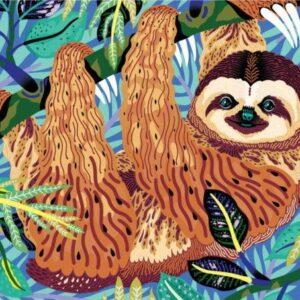 Pygmy Sloth 300 Piece Puzzle