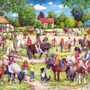 Shetland Pony Club 1000 Piece Puzzle - Gibsons
