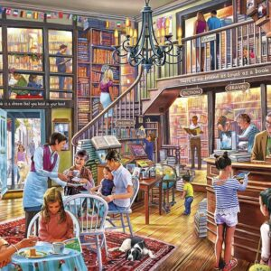 Story Time 500 XL Piece Puzzle - Gibsons