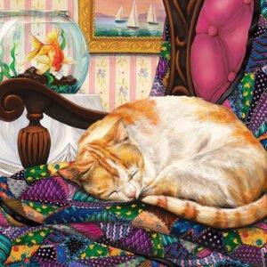 Sweet Dreams 1000 Piece Puzzle - Cobble Hill