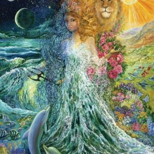 Under Her Spell - Power of the Elements 1000 Piece Puzzle - holdson