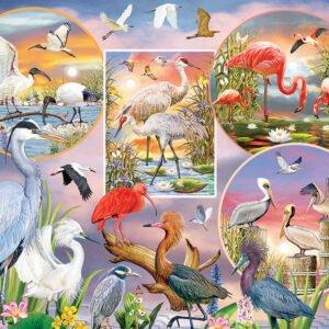 Waterbird Magic 1000 Piece Puzzle