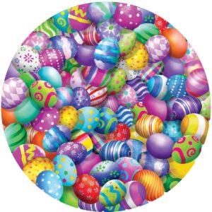 Easter Eggs 500 Piece Puzzle - Sunsout