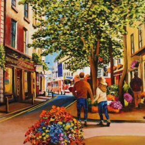Galway Romance 1000 Piece Puzzle - Ravensburger