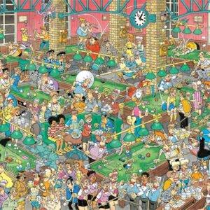 Jan Van Haasteran - Chalk Up 1500 Piece Puzzle - Jumbo