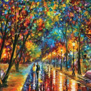 Symphony of Colour - Dreams Come True 1000 Piece Puzzle - Holdson
