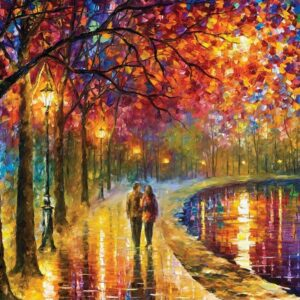 Symphony of Colour - Spirits by the Lake 1000 Piece Puzzle - Holdson