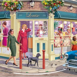 The Hairdressers 1000 Piece Puzzle - Falcon de luxe