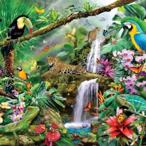 Tropical Holiday 1000 Piece Puzzle - Sunsout