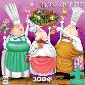 Bon Appetit 300 xl Piece Puzzle - Ceaco