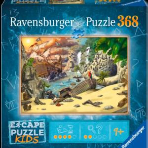 Escape - Pirates Peril 368 Piece Puzzle - Ravensburger