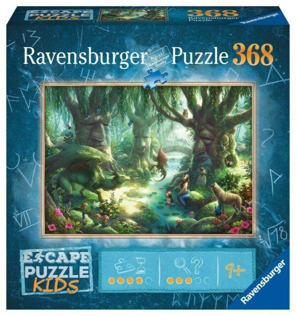 Escape - Whispering Woods 368 Piece Puzzle - Ravensburger