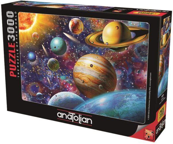 Odyssey 3000 Piece Puzzle - Anatolian