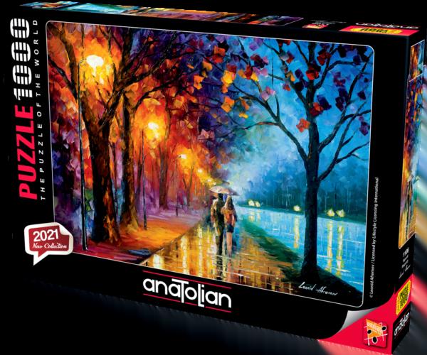 Rhapsody 1000 Piece Puzzle - Anatolian