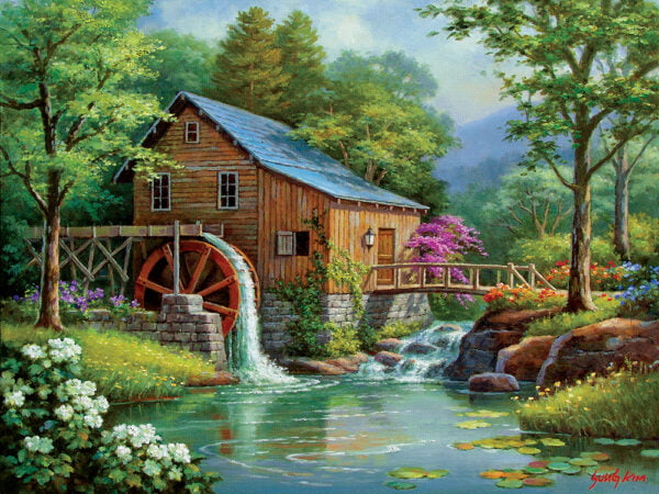 Song of Summer 500 Piece Puzzle - Sunsout