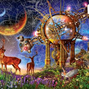 Stargazer 1500 Piece Puzzle - Anatolian