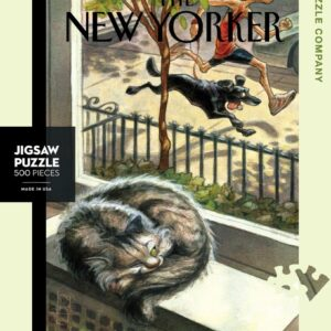 Let Sleeping Cats Lie 500 Piece Puzzle