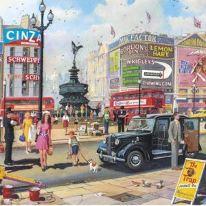 Piccadilly 250 XL Piece Puzzle - Gibsons