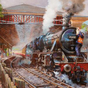 Pickering Station 500 Piece Puzzle - Gibsons