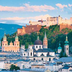Salzburg Austria 1000 Piece Puzzle - Piatnik