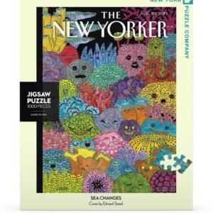 Sea Changes 1000 Piece Puzzle