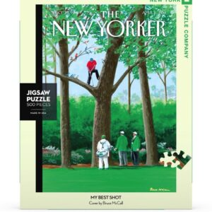 The New Yorker - My Best Shot 500 Piece Puzzle